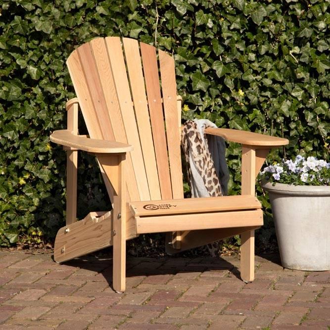 Canada Comfy Chair: Gartenstuhl mit optimalem Sitzcomfort