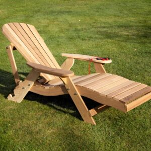 Comfy Chair Lounger ligstoel