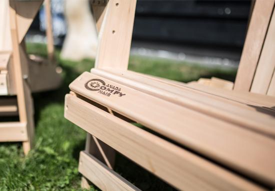 Le Bois Canada Comfy Chair