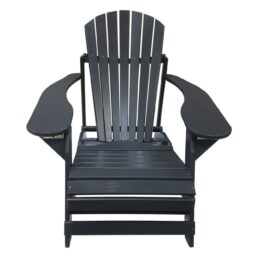 Kunststof Folding Comfy Chair FCC-200 Grijs