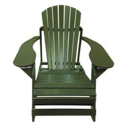 Kunststof Folding Comfy Chair FCC-200 Groen