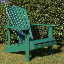 adirondack chair groen