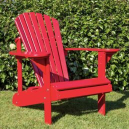adirondack chair rood