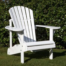 adirondack chair wit