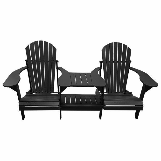 comfy chaise double plastique noir canada comfy chair. Black Bedroom Furniture Sets. Home Design Ideas