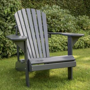 Adirondack chair grijs
