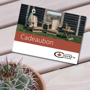 Canada Comfy Chair Cadeaubon